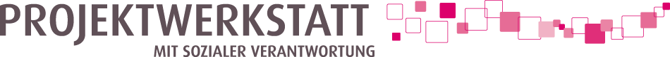 Projektwerkstatt.at - Logo