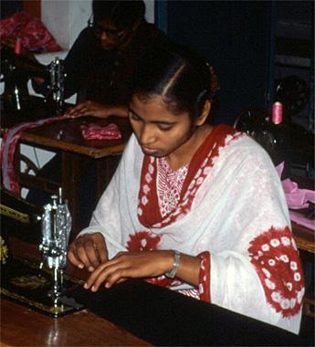 Berufsbildung für marginalisierte Jugendliche, Bangladesh - Foto