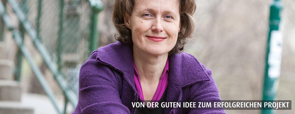 Von der guten Idee zum erfolgreichen Projekt : Josefa Molitor