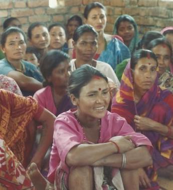 Empowerment und Organisation von Frauengruppen in Nepal - Foto