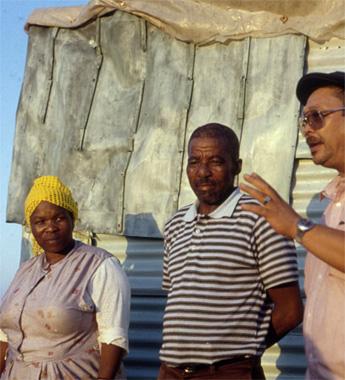 Ausbildung & Begleitung von RechtshilfeberaterInnen, Südafrika - Foto